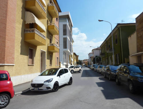 Palazzo Cantore, ristrutturazione ed ampliamento
