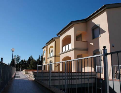 Edificio residenziale per 10 appartamenti a Porto Ercole