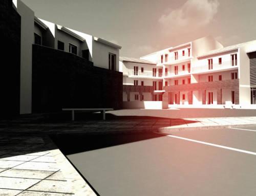 Complesso residenziale e commerciale per 26 appartamenti a Porto Santo Stefano