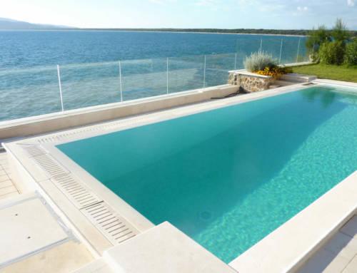 Villa sul mare ad Ansedonia