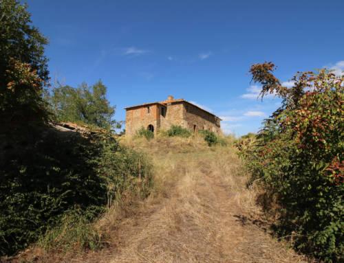 Progetto di restauro architettonico di un casale nella campagna maremmana