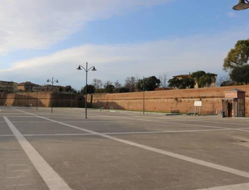 Restauro delle Mura Medicee di Grosseto: Bastione Maiano
