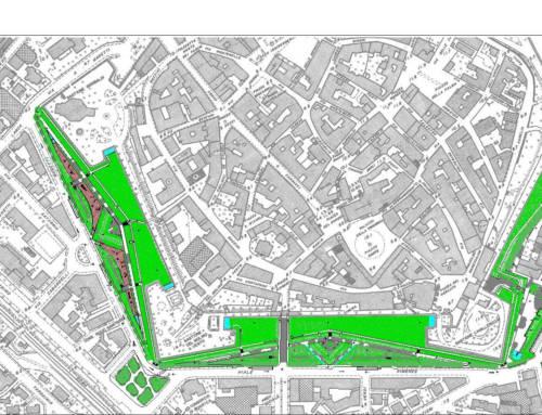 Progetto di recupero urbano a Grosseto