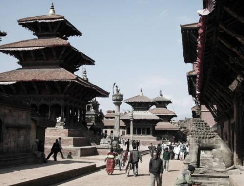 Progetto per la riqualificazione del complesso storico Talho Math a Bakthapur