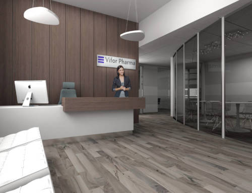 Vifor Pharma corporate design