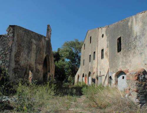 Restauro del complesso seicentesco di Terrarossa