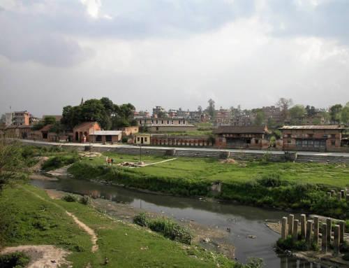 I luoghi sacri lungo il fiume Bagmati nella Valle di Kathmandu