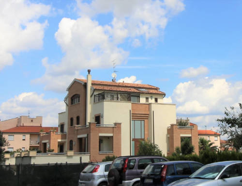Edificio residenziale per 2 appartamenti a Grosseto