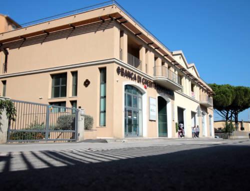Complesso residenziale e commerciale a Porto Santo Stefano