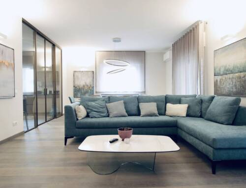 Appartamento sulla Laguna, ristrutturazione