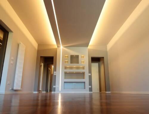 Appartamento 170 mq, ristrutturazione
